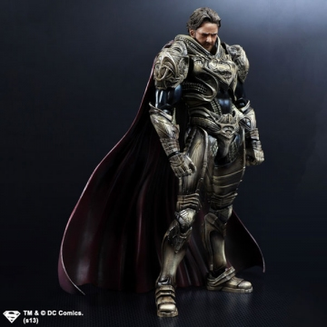 main photo of Play Arts Kai Jor-El