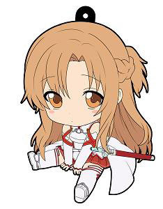 main photo of Petanko SAO Trading Rubber Strap Aincrad Arc: Asuna