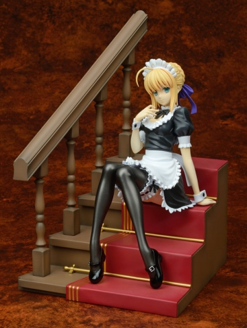 main photo of Saber Mousou Maid Ver.
