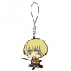 photo of Shingeki no Kyojin Rubber Strap Chimi: Armin Arlelt