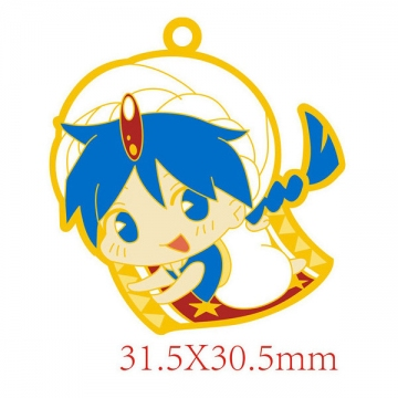 main photo of MAGI Metal Charm: Aladdin