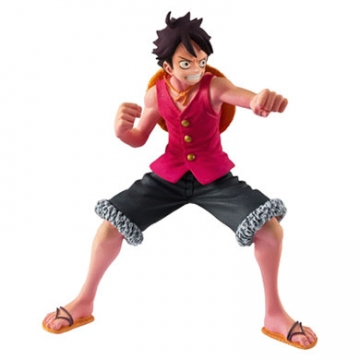 main photo of Hybrid Grade From TV Animation One Piece 02: Monkey D. Luffy Premium Rare