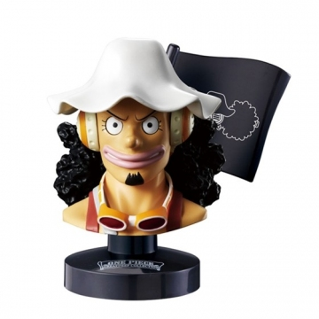 main photo of One Piece Great Deep Collection 6: Usopp