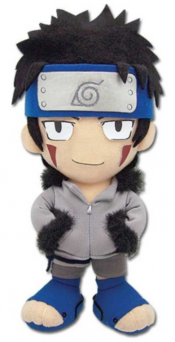 main photo of Naruto Plush Series 01: Inuzuka Kiba