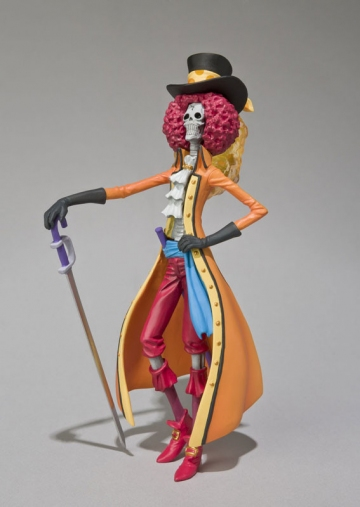 main photo of Chozokei Damashii Movie Edition ONE PIECE FILM Z: Brook Last Battle Costume ver.