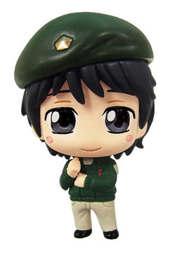 main photo of Color Collection Legend of the Galactic Heroes B: Yang Wenli