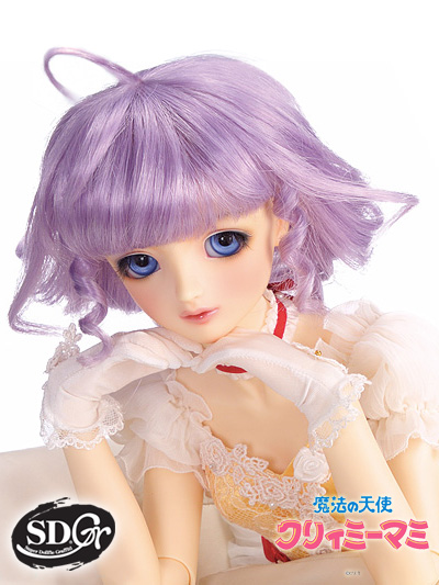 super dollfie graffiti creamy mami