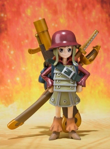main photo of Figuarts ZERO Nami Battle dress 8 years old Ver. Film Z