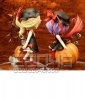 photo of Frandre & Remilia SD Halloween Version