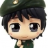 Color Collection Legend of the Galactic Heroes B: Yang Wenli
