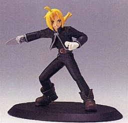main photo of Fullmetal Alchemist Characters: Edward Elric