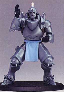 main photo of Fullmetal Alchemist Characters: Alphonse Elric