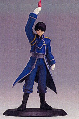 main photo of Fullmetal Alchemist Characters: Roy Mustang