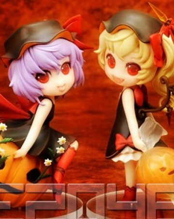 main photo of Frandre & Remilia SD Halloween Version