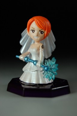 main photo of One Piece Collection Thriller Bark Night (FC10): Nami Secret ver.
