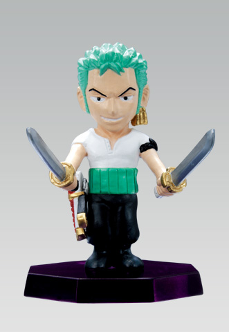 main photo of One Piece Collection Thriller Bark Night (FC10): Roronoa Zoro