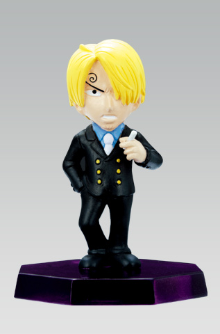 main photo of One Piece Collection Thriller Bark Night (FC10): Sanji