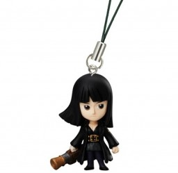 main photo of One Piece Character Strap #2: Nico Robin