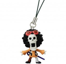 main photo of One Piece Character Strap #2: Brook
