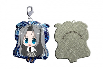 main photo of ROBOTICS;NOTES Trading Metal Charm Strap: Yukifune Airi В