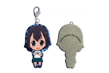 main photo of ROBOTICS;NOTES Trading Metal Charm Strap: Daitoku Junna А
