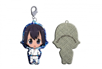 main photo of ROBOTICS;NOTES Trading Metal Charm Strap: Daitoku Junna В