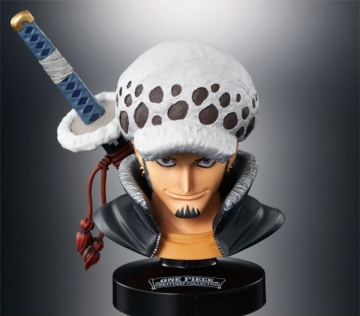 main photo of One Piece Great Deep Collection Most Evil Generation: Trafalgar Law