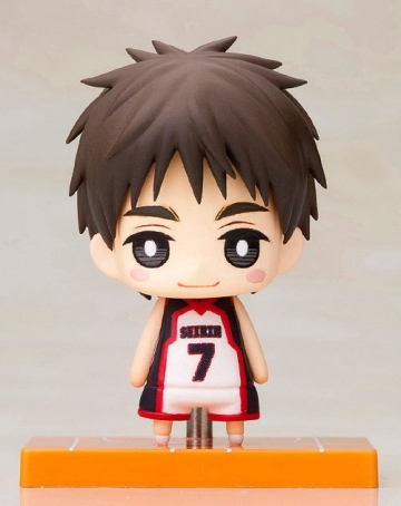 main photo of One Coin Mini Figure Collection Kuroko no Basket 2Q: Kiyoshi Teppei