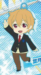 main photo of Pic-Lil! Free! Trading Strap: Hazuki Nagisa Uniform ver.
