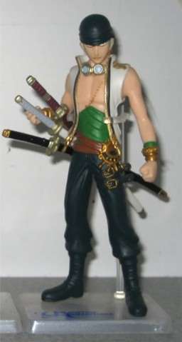 main photo of One Piece Unlimited Adventure: Roronoa Zoro