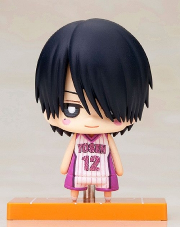 main photo of One Coin Mini Figure Collection Kuroko no Basket vol.2: Tatsuya Himuro