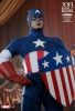 photo of Movie Masterpiece Captain America Star Spangled Man ver.