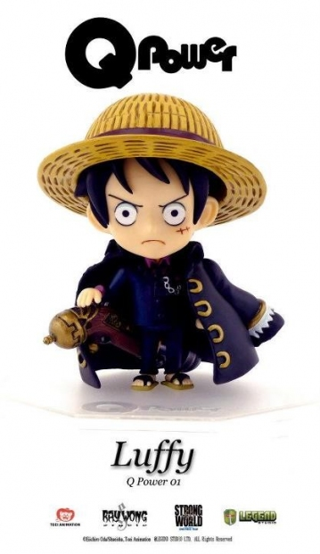 main photo of Q power 01 Monkey D. Luffy