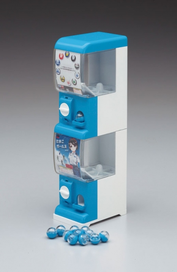 main photo of 1/12 Posable Figure Accessory: Capsule Toy Machine