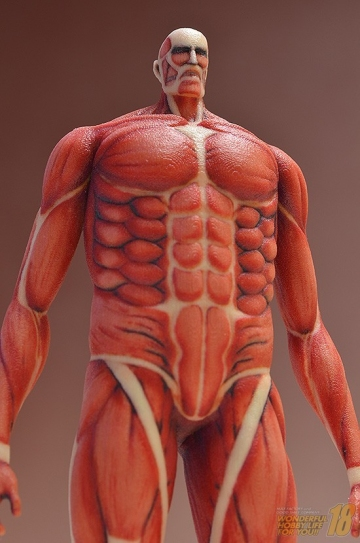 main photo of figma Colossal Titan