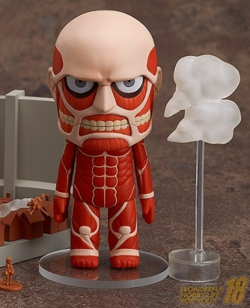 main photo of Nendoroid Colossal Titan