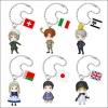 photo of Hetalia Mascot Key Chain Set #3: Switzerland