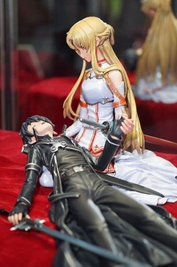 main photo of Asuna & Kirito