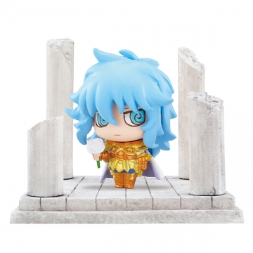 main photo of Petit Chara Land Saint Seiya Twelve Temples Vol.2: Pisces Aphrodite