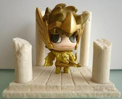 main photo of Petit Chara Land Saint Seiya Twelve Temples Vol.2: Sagittarius Aiolos