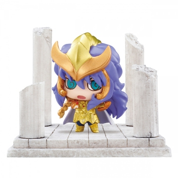 main photo of Petit Chara Land Saint Seiya Twelve Temples Vol.2: Scorpio Miro