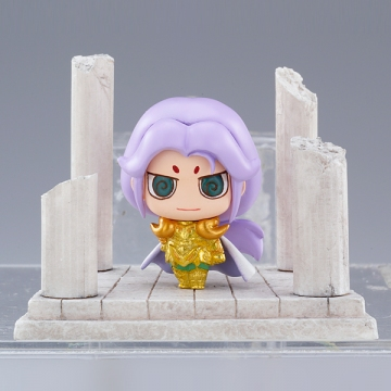 main photo of Petit Chara Land Saint Seiya Twelve Temples Vol.1: Aries Mu