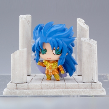 main photo of Petit Chara Land Saint Seiya Twelve Temples Vol.1: Gemini Saga