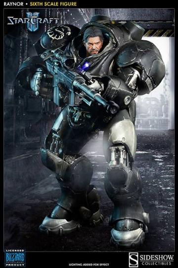 main photo of Sixth Scale Figure Jim Raynor