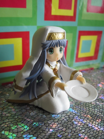 main photo of Toys Works Collection 4.5 To Aru Majutsu no Index II: Index Secret ver.