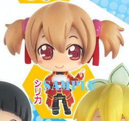 main photo of Colorfull Collection Sword Art Online: Ayano Keiko (Silica)