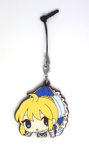main photo of Fate/Zero Tsumamare Pinched Strap: Saber