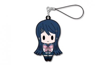 main photo of D4 Dangan Ronpa Rubber Strap Collection Vol.2: Maizono Sayaka
