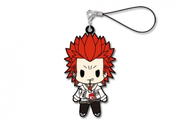 main photo of D4 Dangan Ronpa Rubber Strap Collection Vol.2: Kuwata Leon