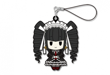 main photo of D4 Dangan Ronpa Rubber Strap Collection Vol.2: Celestia Ludenberck